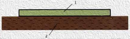 плавающая железобетонная плита попо грунту с гидроизоляцией