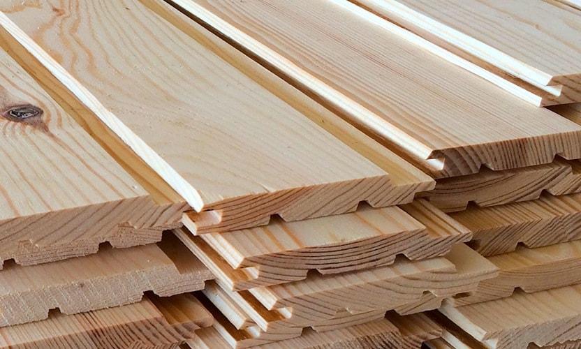 Виды деревянной вагонки и ее классификация