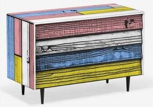 Мебель поп-арт