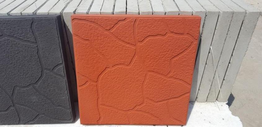 бетонные плиты на террасе
