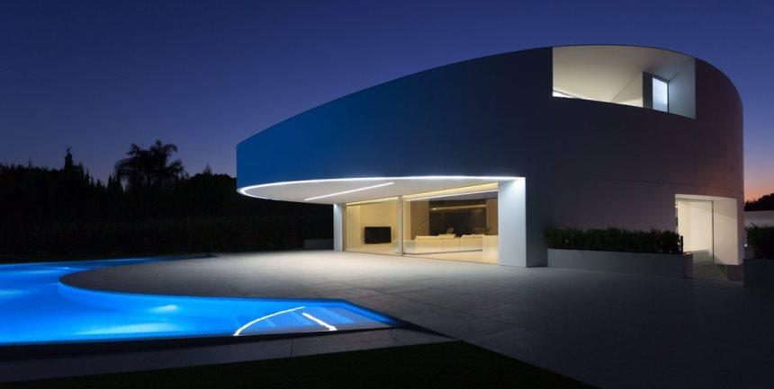 современная архитектура минимализм