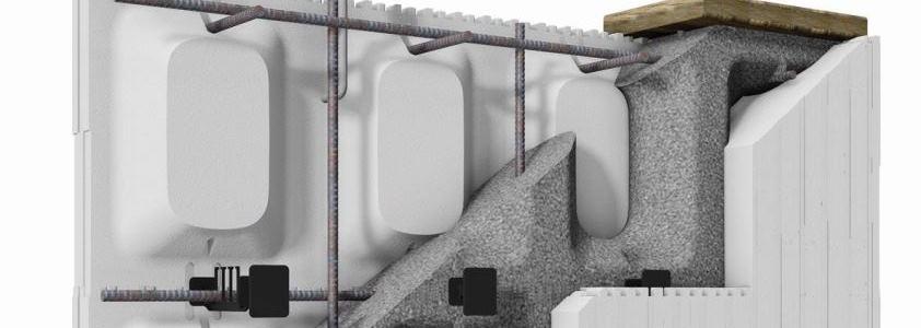 технология несъемной опалубки из пенополистирола