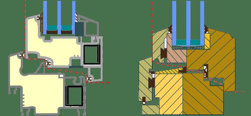 окна пассивного дома
