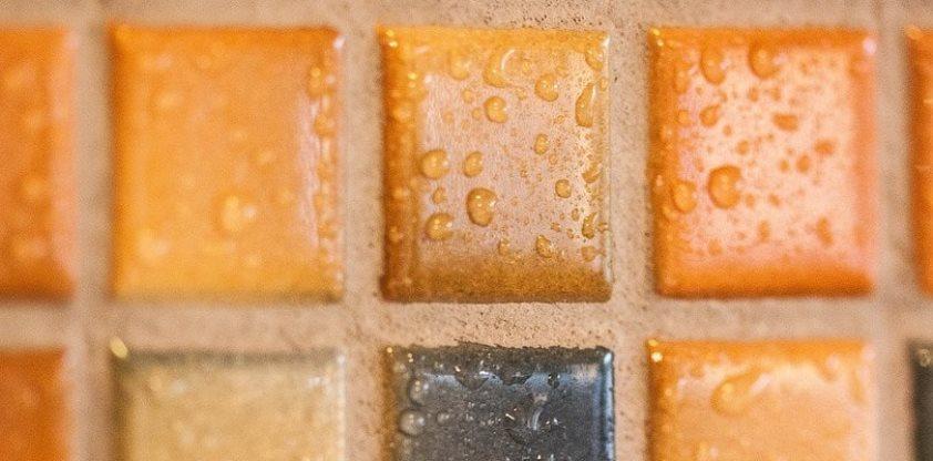 структура керамической плитки