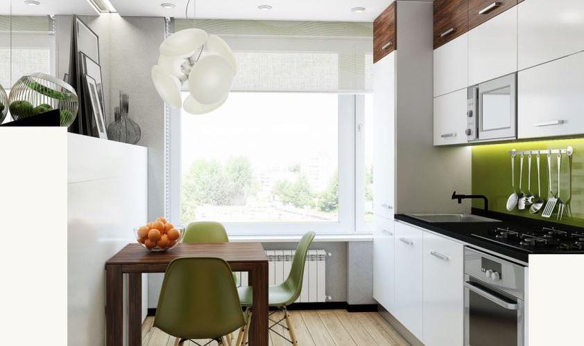 кухня в стиле минимализм - фото, дизайн