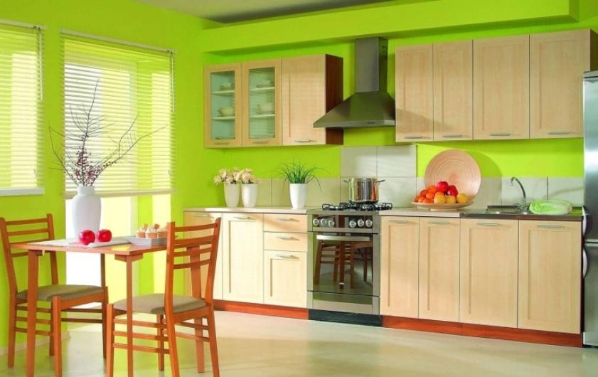 какой цвет выбрать для столовой и кухни