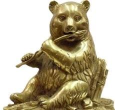 медведь в фэн шуй