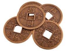 монеты в фэн шуй