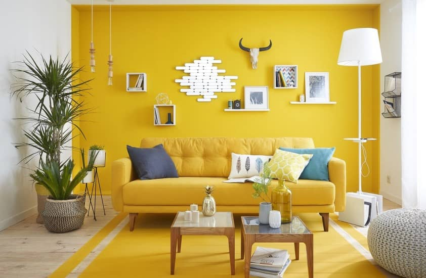 психология желтого цвета