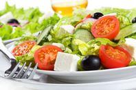 салат, хранение в холодильнике продуктов