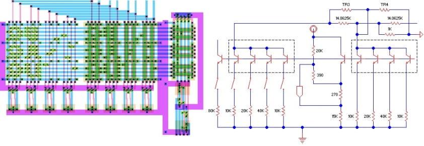 технологии разработка электрических схем
