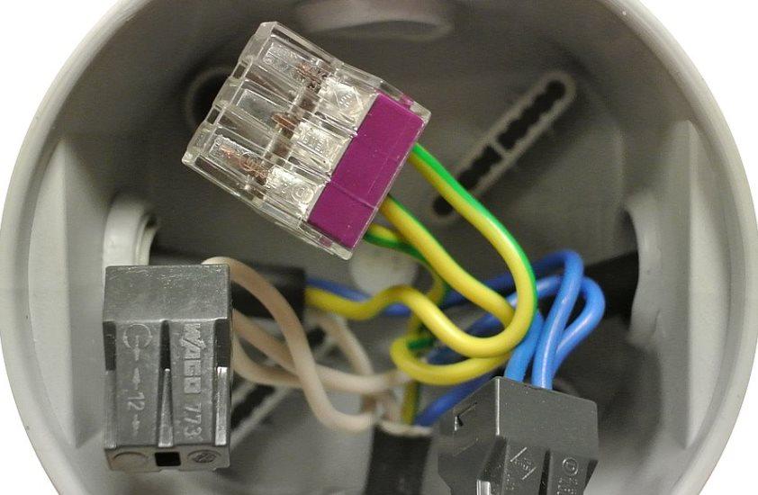 способы соединения электрических проводов