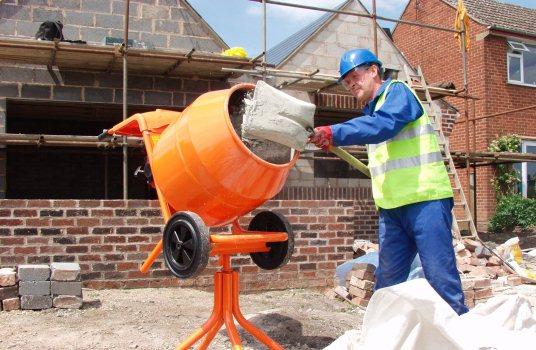 бетономешалка для дома