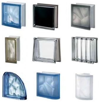 Формы стеклоблоков