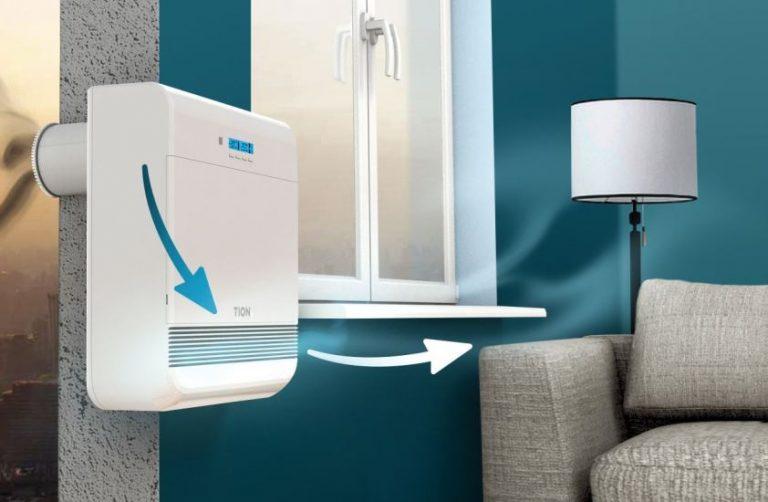 вентиляция в квартире и доме