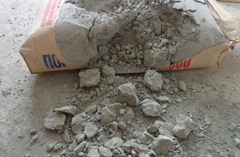 как использовать цемент