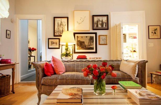 как создать уютный интерьер в квартире, доме