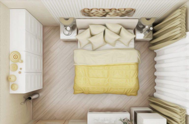 эргономика спальни основные принципы