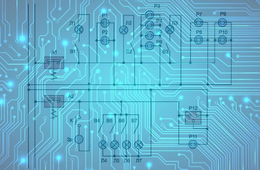соединение электрических цепей