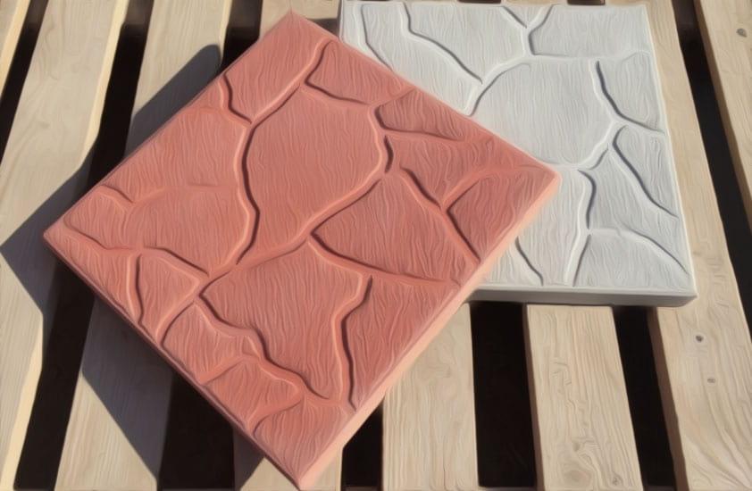 тротуарная плитка своими руками технология изготовления