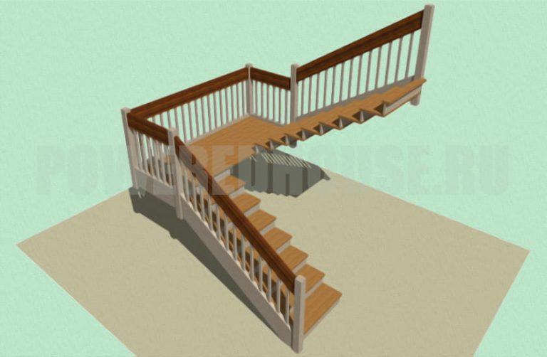 проектирование лестницы в программе StairDesigner 7.12, скачать бесплатно