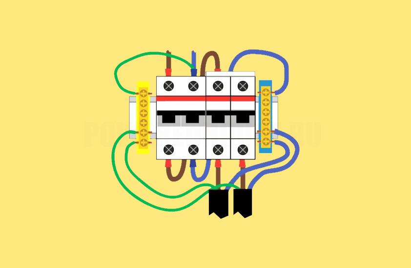 зануление tn c - особенность системы
